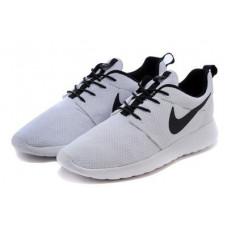 Nike Roshe Run 2015 NEW light grey/black